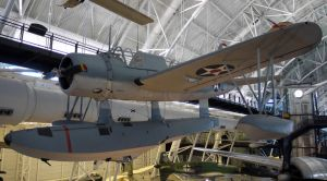 Vought OS2U Kingfisher by shelbs2