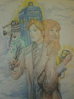 Doctor Who Fantasy by AriadneEvans