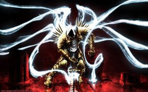 Tyrael Holy Angel by Elor-ShadowSong
