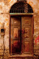 The Old Door by ashamandour