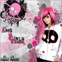 Emo Girl by Miss-Fiona-Des