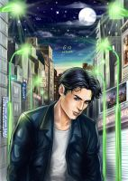 Kyle Rayner by Autumn-Sacura