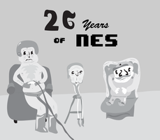 26 years of NES by ralph0