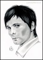 Matt Bellamy by EmilyHitchcock