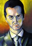 Jim Moriarty by xxsensi
