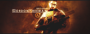 Gordon Freeman 01 by eeryvision