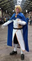 Julio Chesare by Lee by CosplayDaigumi