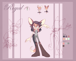 Royal Reference Sheet by Yeti-Child