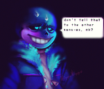 My Poor Sans Child by junko-swagoshima