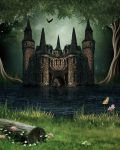 Fantasy Bg by Moonglowlilly