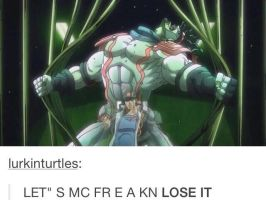 Lets Mcfricken lose it! by The--Mad--Russian