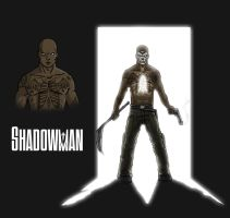 Shadowman by PictureThisDeviant