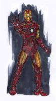 Iron Man Mark IV by iron-at