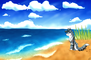 Sea Breezes by MistDapple