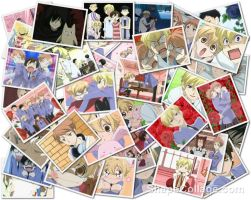 Ouran Collage by EmoChild67