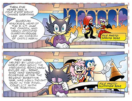30 years later +Sonamy and Knuxouge edit+ by X-SonicTheHedgehog-X