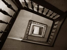 staircase by tipoe