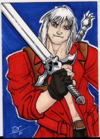 Dante sketch card by The-Standard