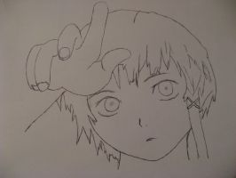 Serial experiments lain by moon-glaze