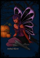 Scarlette As A Fairy by briannamason7