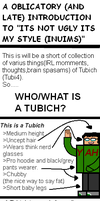 Totaly Not Late Introduction by tubi4