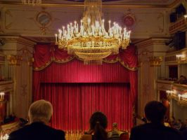 A Evening at the theatre by cactusmumkate