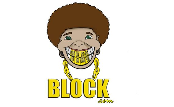 Beef on my Block Logo V.1 by bimbady