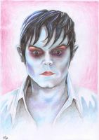 B for Barnabas Collins by ChanChili