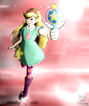 Star Butterfly by Parody-of-Eve
