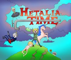 Hetalia Time by fangirlregretsnothin