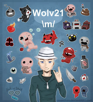 Wolv21 by Assechan