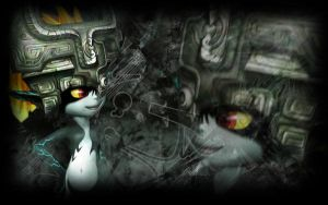 Midna The Twilight Princess by BloodlessAce