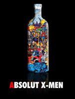 Absolut X-Men 2 by Saul-SixX