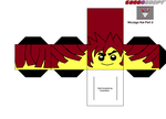 Ninjago Kai cubee part two by lovefistfury
