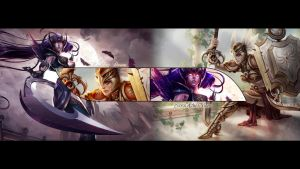 League of Legends : Valkyries by IceCrumble