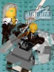 FF 7 - Lego children Cover by Knubbel