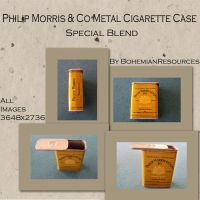 Philip Morris Cigarettes by BohemianResources