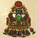 Winged Scarab Pectoral by rilargo