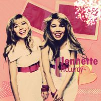 Jennette McCurdy by Ginicita