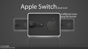 Apple Switch Icon by Deiz787
