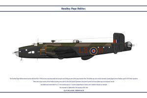 Halifax GB 190 Sqn 1 by WS-Clave