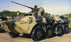 BTR-80 by FPSRussia123