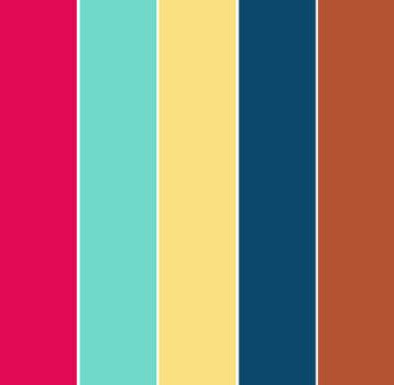 Palette 1 by TheRedAunt