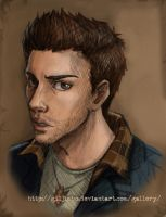 Dean Winchester by GilJimbo