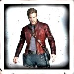 Peter Quill by TeshiaS