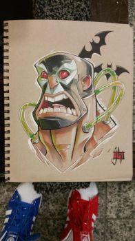 Bane! by GhostHause