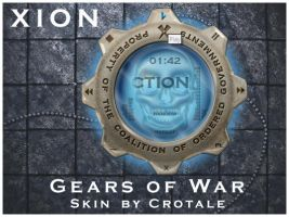 Xion Gears Skin by Crotale