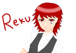 New Oc - Reku by TheYamiClaxia