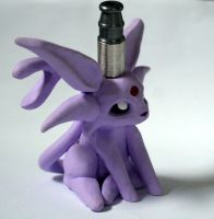 Espeon by Fuckinintents
