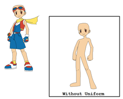 Guardin Signs Pokemon Ranger (Male) by thecat1313